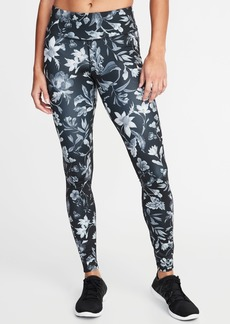Old Navy Mid-Rise Compression Run Leggings for Women