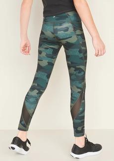 Old Navy Mid-Rise Go-Dry Side-Pocket Elevate Leggings for Girls