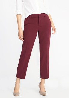 Mid-Rise Harper Ankle Pants for Women
