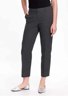 Old Navy Mid-Rise Harper Trousers for Women