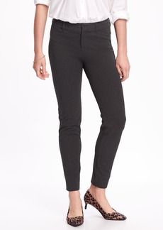 Old Navy Mid-Rise Heathered Pixie Ankle Pants for Women
