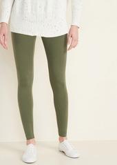 Old Navy Mid-Rise Jersey Leggings for Women