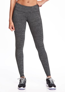 Old Navy Mid-Rise Jersey Performance Leggings for Women