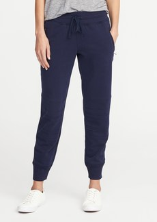 Old Navy Mid-Rise Moto Performance Joggers for Women