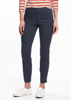 Old Navy Mid-Rise Pixie Ankle Chinos for Women