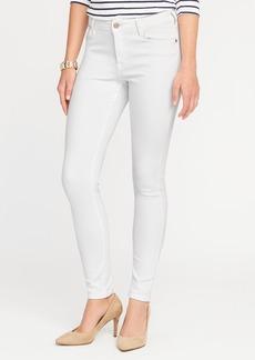 Mid-Rise Rockstar Skinny Jeans