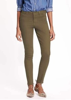 Mid-Rise Rockstar Skinny Jeans for Women