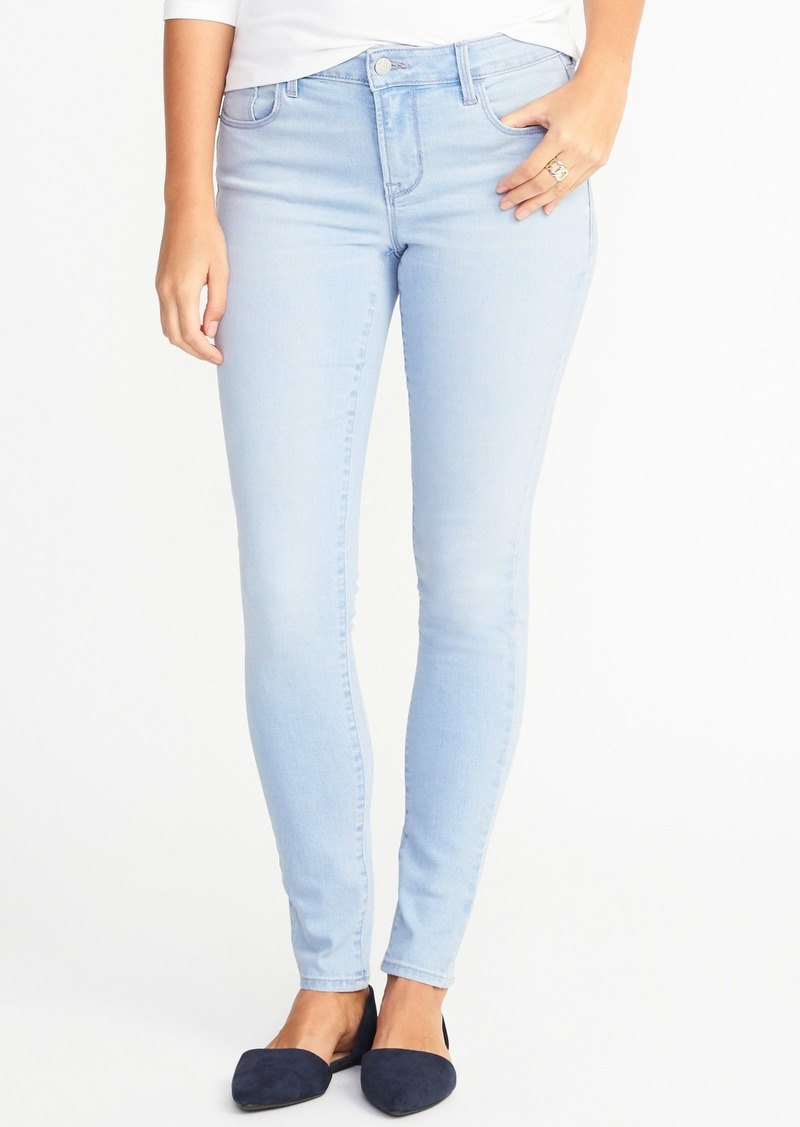 4225c0e5318 Old Navy Mid-Rise Rockstar Super Skinny Jeans for Women