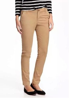 Old Navy Mid-Rise Skinny Khakis for Women