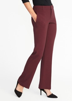 Old Navy Mid-Rise Slim Flare Harper Full-Length Pants for Women