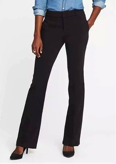 Old Navy Mid-Rise Slim Flare Harper Trousers for Women