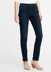 Old Navy Mid-Rise Straight Jeans for Women