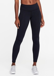 Old Navy Mid-Rise Stripe-Melange Leggings for Women