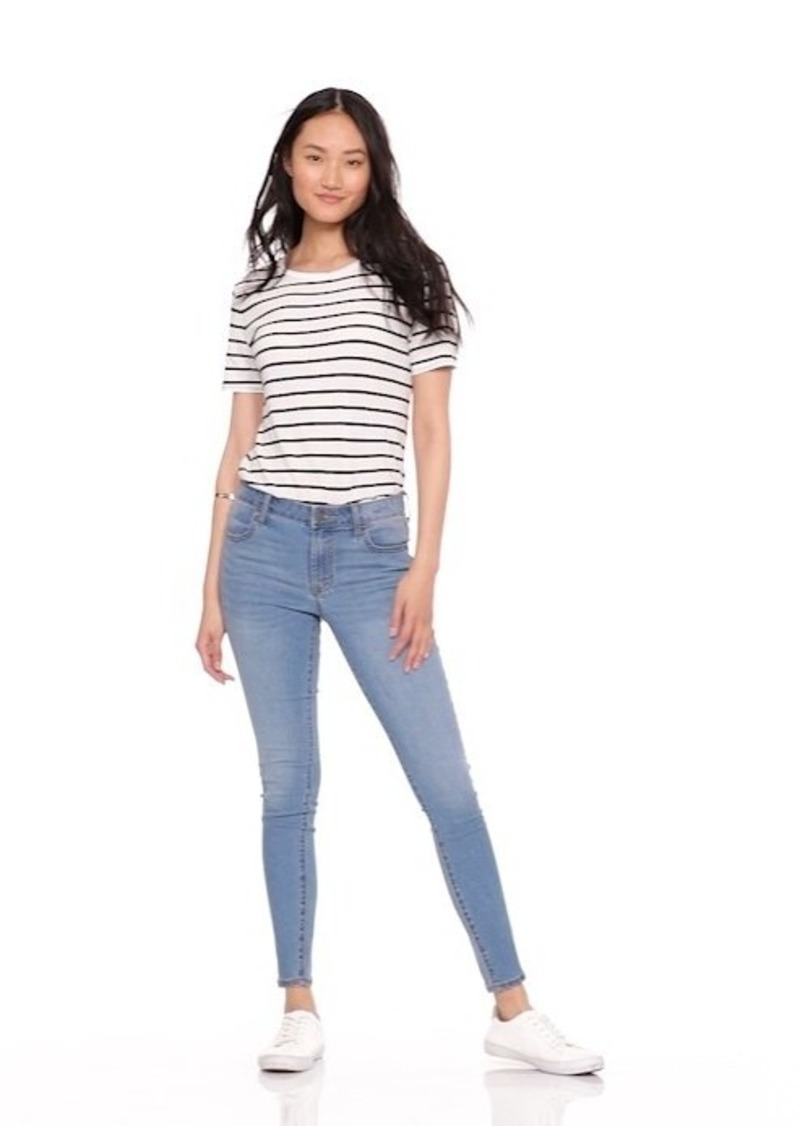 Old Navy Mid-Rise Super-Skinny Ankle Jeans for Women