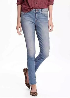 Mid-Rise Super Skinny Jeggings for Women