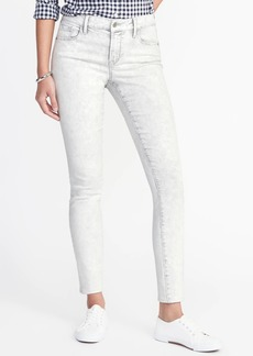 Mid-Rise Super Skinny Rockstar Jeans for Women
