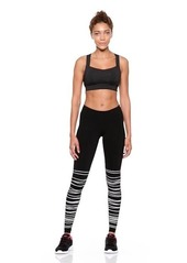 ce6964b58c3aa ... Old Navy Mid-Rise Textured-Print Compression Leggings for Women ...