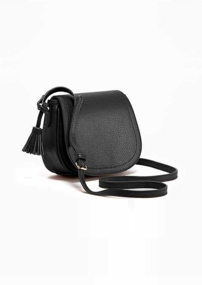 Mini Saddle Bag For Women Old Navy