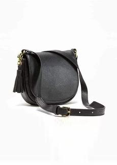 Old Navy Mini-Saddle Bag for Women