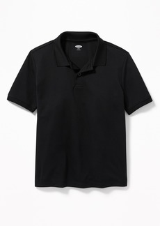 Old Navy Moisture-Wicking Uniform Polo for Boys