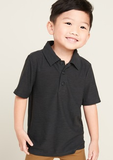 Old Navy Moisture-Wicking Uniform Polo for Toddler Boys