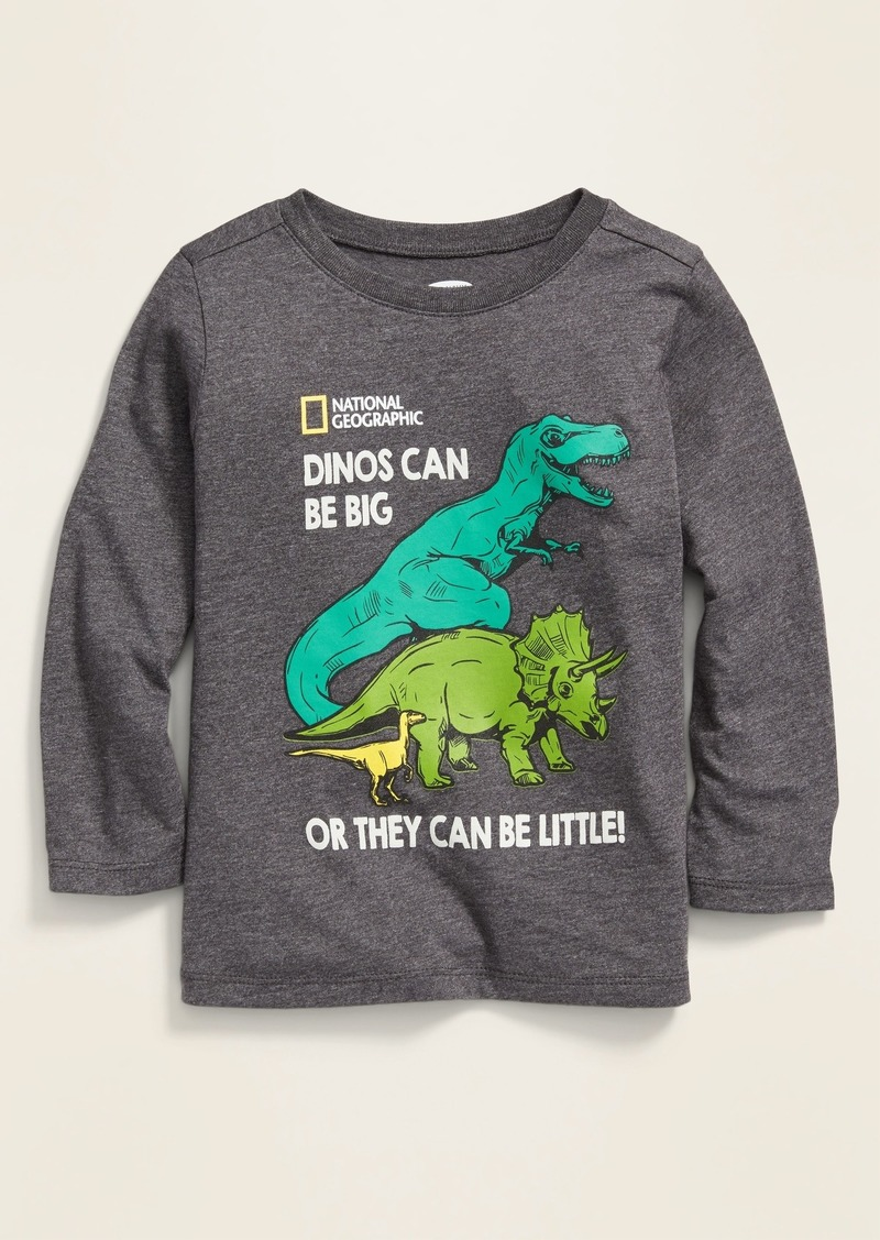 """Old Navy National Geographic&#153 """"Dinos Can Be Big..."""" Tee for Toddler Boys"""