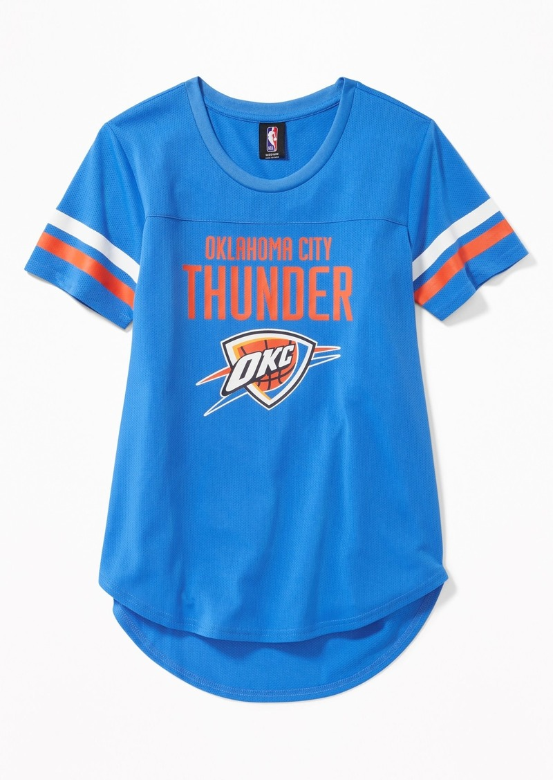 7006b861 Old Navy NBA® Team Mesh Jersey for Women | Tees