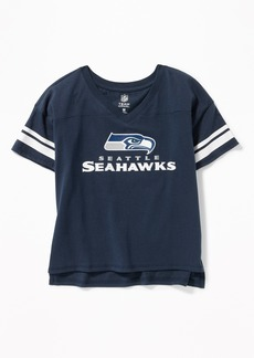 Old Navy NFL&174 Team-Mascot Graphic Tee for Girls