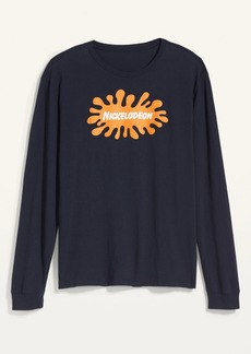 Old Navy Nickelodeon&#153 Gender-Neutral Graphic Long-Sleeve Tee for Adults