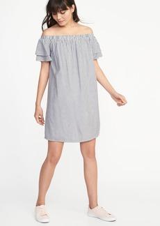 Old Navy Off-the-Shoulder Shift Dress for Women