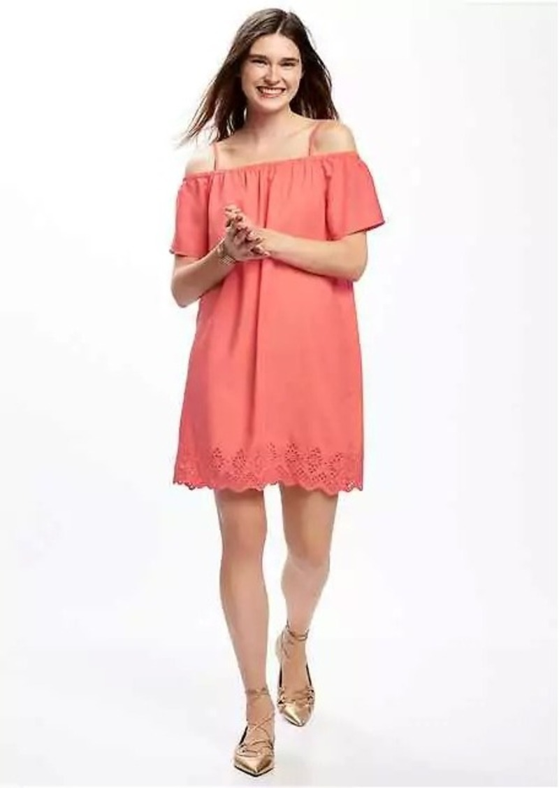 Old Navy Off-the-Shoulder Shift Dress for Women