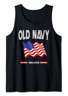 Old Navy 2019 Shirt - Old Navy Purple Flag  Tank Top