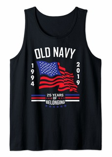 Old Navy 4th Of July Shirt Old Navy Purple Flag 2019 Gift  Tank Top