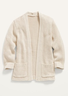 Old Navy Open-Front Sweater for Toddler Girls