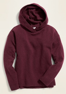 Old Navy Oversized Pullover Sweater Hoodie for Girls