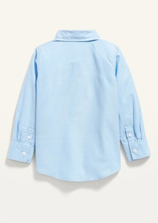 Old Navy Oxford Long-Sleeve Shirt for Toddler Boys