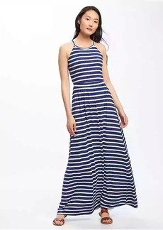 Patterned Maxi Dress for Women