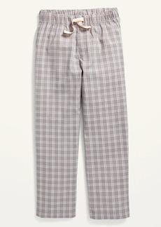 Old Navy Patterned Poplin Pajama Pants for Boys
