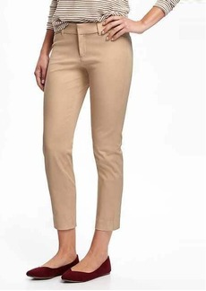 Old Navy Pixie Mid-Rise Ankle Pants for Women