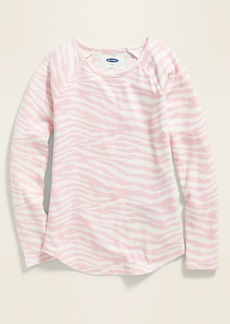 Old Navy Plush-Knit Top for Girls