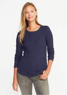 Old navy luxe slub knit swing tee for women tees shop it to me from old navy plush rib knit tee for women sciox Images