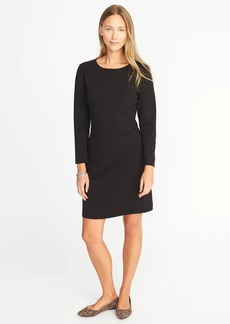 Old Navy Ponte-Knit Sheath Dress for Women