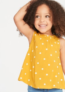 Old Navy Printed A-Line Top for Toddler Girls
