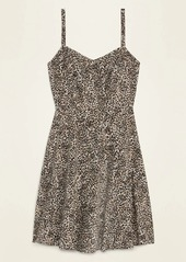 Old Navy Printed Fit & Flare Cami Mini Dress for Women