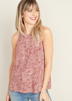 Old Navy Printed High-Neck Tank for Women