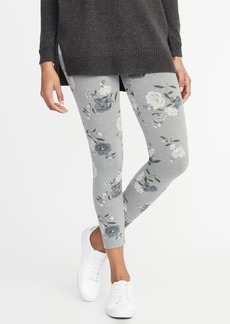Old Navy Printed Jersey Leggings for Women