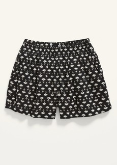 Old Navy Printed Lightweight Shorts for Girls
