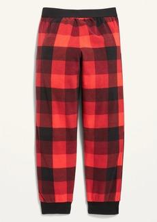 Old Navy Printed Micro Fleece Jogger Pajama Pants for Boys