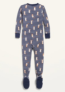 Old Navy Printed One-Piece Footie Pajamas for Toddler & Baby