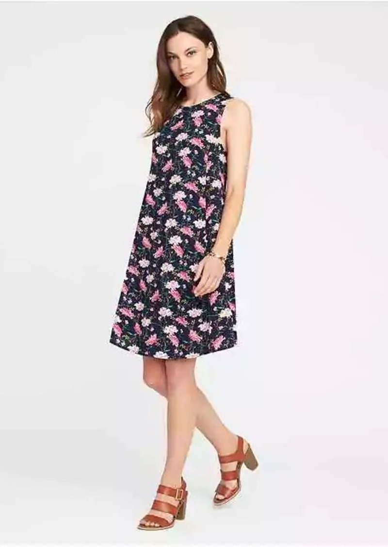 422ee4e32a22 Old Navy Printed Sleeveless Swing Dress for Women   Dresses